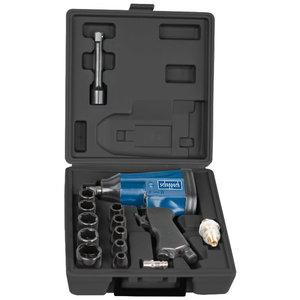 """Air impact wrench kit 1/2"""", Scheppach"""
