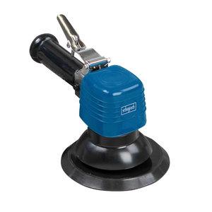 """Air dual action orbital sander 6"""", Scheppach"""