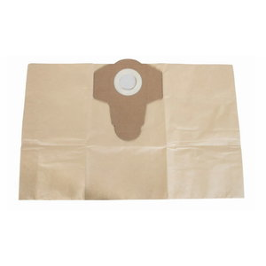 Paper bag for wet and dry cleaner ASP 15 - 5pcs, Scheppach