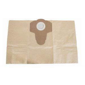 Papīra maisi  putekļu sūcējam ASP 15 - 5 gb, Scheppach