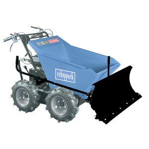 Snow plow for dumper DP 3000, Scheppach