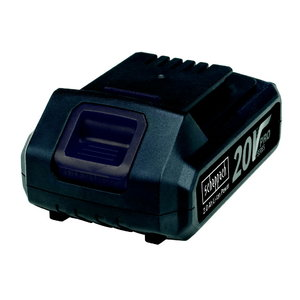 Battery 20V / 2,0 Ah, Li, Scheppach