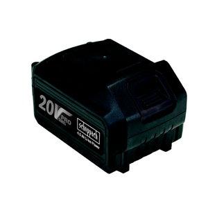 Battery 20V / 4,0 Ah, Li, Scheppach
