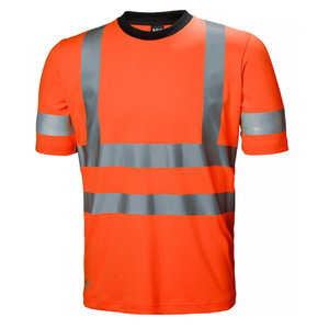 Augstas redzamības t-krekls Addvis, CL 2, oranžs M, , , Helly Hansen WorkWear