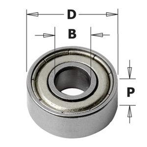 Gultnis D=4.76-12.7mm, CMT