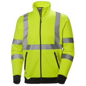 Kõrgnähtav dressipluus Addvis kollane, Helly Hansen WorkWear