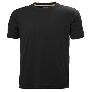 Marškinėliai CHELSEA EVOLUTION TEE, juoda 2XL, Helly Hansen WorkWear