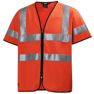 Vest Addvis hi-viz CL3, orange, Helly Hansen WorkWear