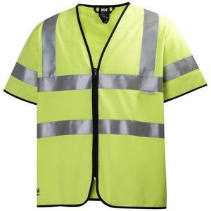 Vest Addvis hi-viz CL3, yellow, Helly Hansen WorkWear