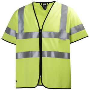 Vest Addvis hi-viz CL3, yellow, Helly Hansen WorkWear