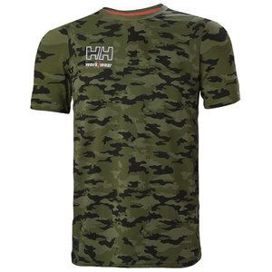 Marškinėliai Kensington CAMO M, Helly Hansen WorkWear