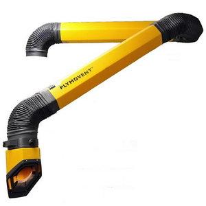 Extraction arm UltraFlex-4/LC, 4m, Plymovent