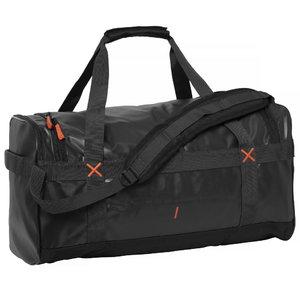 Varustuse kott, must/oranz 50L