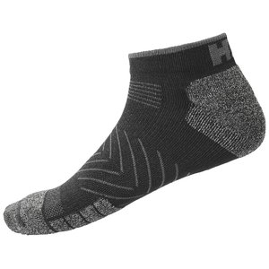 Socks Kensington Summer, black, 1 pair 43-46, Helly Hansen WorkWear