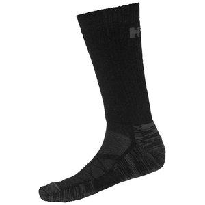 Socks Oxford winter, black, 1 pair 39-42, Helly Hansen WorkWear