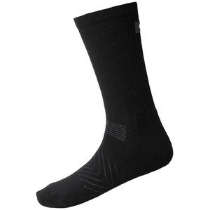 Socks Manchester, black, 3 pair pack 43-46, Helly Hansen WorkWear