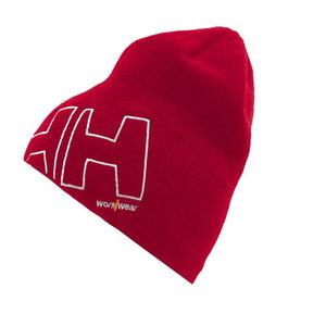 Kepurė HH WW, raudona STD, Helly Hansen WorkWear