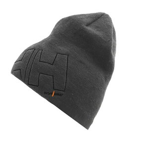 HH WW BEANIE dark gray STD, Helly Hansen WorkWear