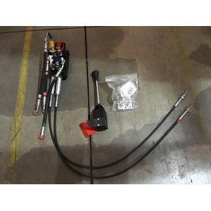 4P Loader valve kit for GL40 series LA714/LA854, Kubota