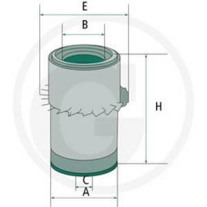 Air Filter AR79941, Granit