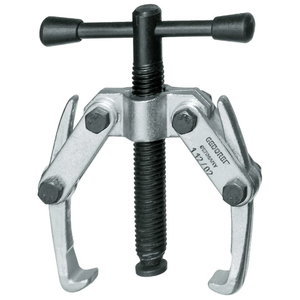 Puller  60x60mm 2hooks  0,5t, Gedore