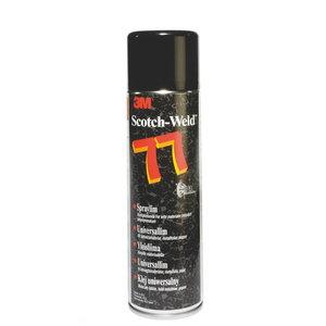 Klijai 3M Scotch-Weld LS77 aerozolis 500ml, 3M