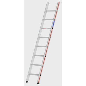 Leaning step ladder 11 steps, 2,97m 8012, Hymer