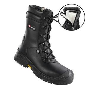 Winter boots Terranova-Atlantida, black, S3 CI SRC 42, Sixton Peak