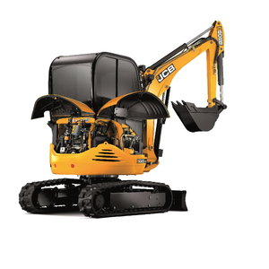 Mini excavator  8025 ZTS, JCB