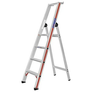 SC 80 series stepladder 5 steps 8026, Hymer