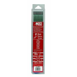 Metin. elektrodi RUTILE 2,5x300mm (15gab./pak), Telwin