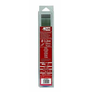 W.electrode RUTILE 3,2x300mm 10pcs, Telwin