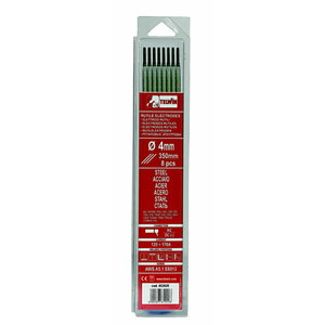 Suvirinimo elektrodas RUTILE 4,0x350mm 8vnt., Telwin