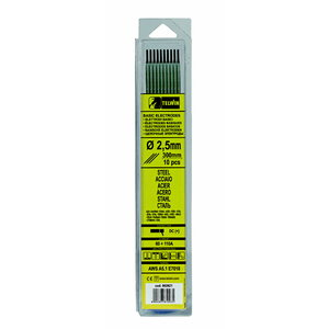 Suvirinimo elektrodas BASIC 2,5x300mm 10vnt.
