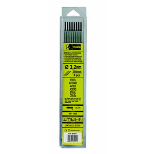 Suvirinimo elektrodas BASIC 3,2x350mm 8vnt., Telwin