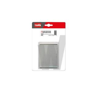 Välimine kaitseklaas 134x114mm Jaguar maskile (pakis 2tk), Telwin