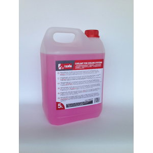 Coolant for cooling system 5L, Telwin