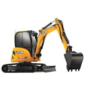 Mini excavator  8035 ZTS, JCB