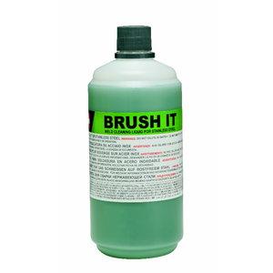 BRUSH IT liquid (green) for Cleantech 200 1L, Telwin