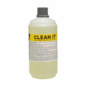 Puhastusvedelik CLEAN IT (kollane) Cleantech 200-le, Telwin