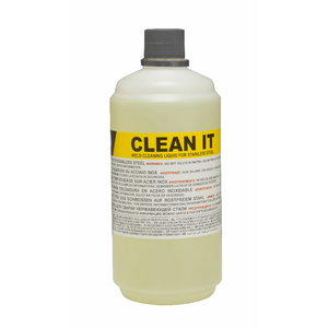Puhastusvedelik CLEAN IT (kollane) Cleantech 200-le 1L, Telwin