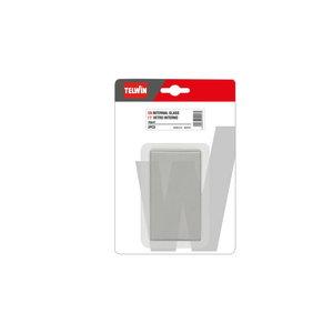 Sisemine kaitseklaas 50x95mm Jaguar maskile (pakis 2tk), Telwin