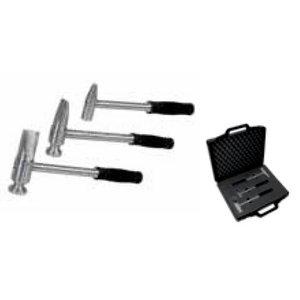 Aluminium hammers kit (3pcs) for puller station, Telwin