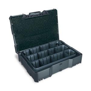 Sortimendi kohver Tanos Systainer® T-Loc I Vario 3, hall, Festool