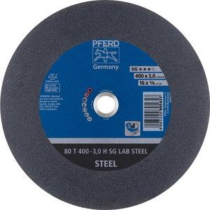 Disks 400x3,0mm A46 H SG-LAB 32,0 80 T, Pferd