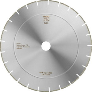 Teemantketas D1A1RSS 300-2,5-30,0 D427GAS2, Pferd