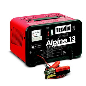 ALPINE 13 battery charger (12V), Telwin