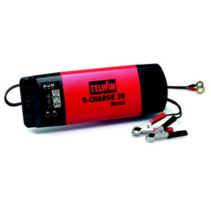 12/24V elektrooniline akulaadija T-Charge 20, Telwin