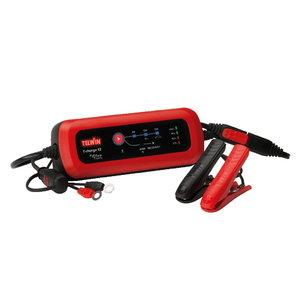 6/12V elektrooniline, veekindel akulaadija T-Charge 12, Telwin
