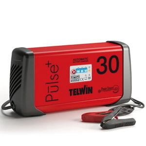 6-12-24V automatic battery charger  PULSE 30, Telwin